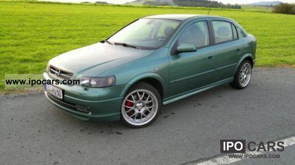 Opel astra g chiptuning 1 6