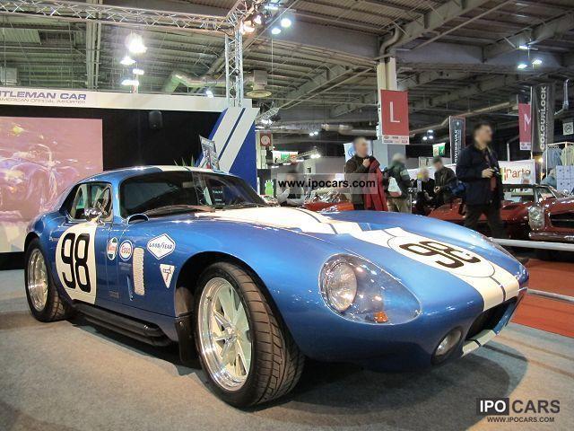 1964 Cobra  DAYTONA CSX 9000 Sports car/Coupe Used vehicle photo