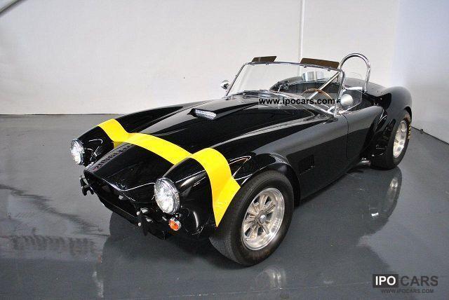 1965 Cobra  CSX 7000 289 FIA Cabrio / roadster Used vehicle photo