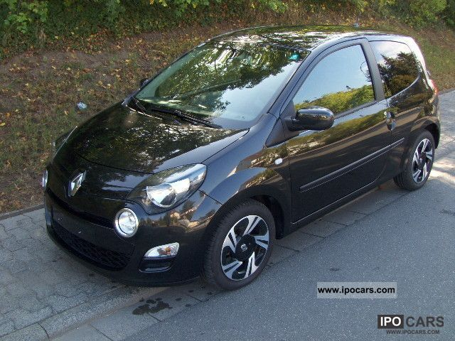 2012 renault twingo 1 2 16v klimaaut alu car photo and specs. Black Bedroom Furniture Sets. Home Design Ideas