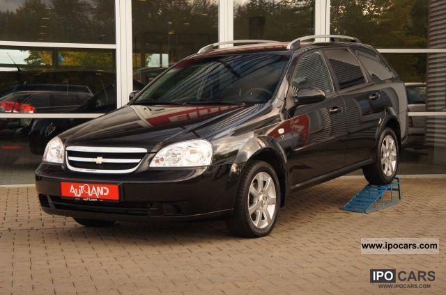 2006 Chevrolet  Nubira 1.6i 16V SX Combined Air / Alloy Wheels / R C Estate Car Used vehicle photo