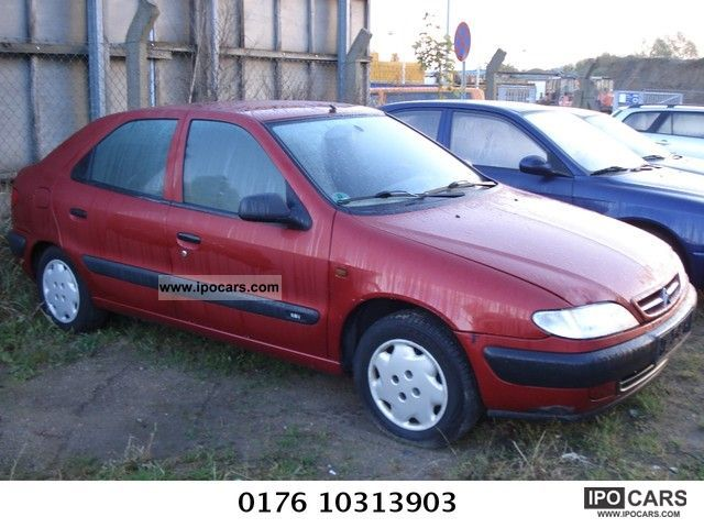 1999 citroen citro n xsara car photo and specs. Black Bedroom Furniture Sets. Home Design Ideas