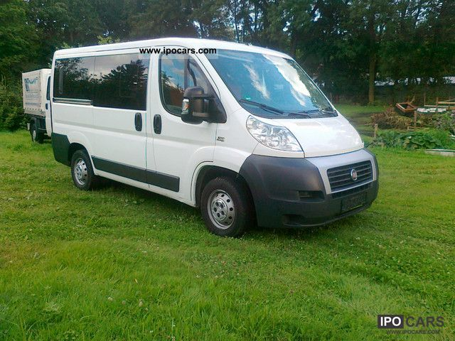 2007 Fiat  Ducato L1H1 Combinato 2.3 Mjet, Klimatronic! Van / Minibus Used vehicle photo