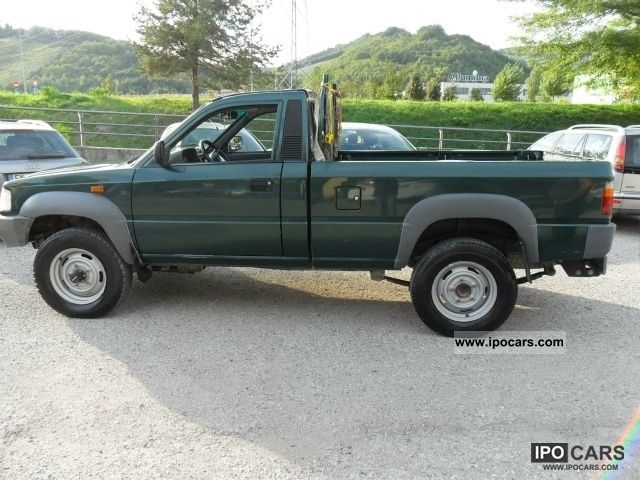 2007 Tata  Pick-Up Pick 200 td 4x4 Off-road Vehicle/Pickup Truck Used vehicle photo