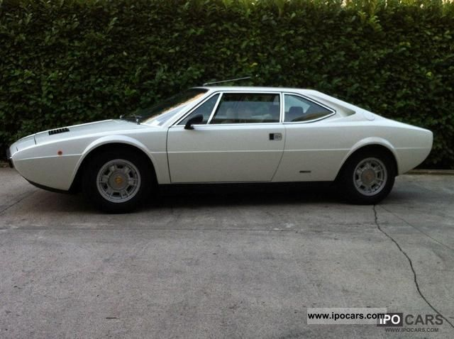 Ferrari  Dino 208 GT / 4 Turbo only 17,000 KM 1975 Vintage, Classic and Old Cars photo