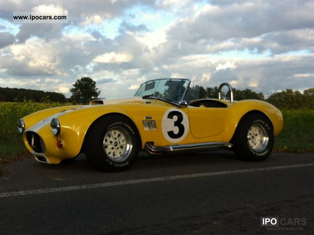 1969 Cobra  427 Southern Roadcraft Cabrio / roadster Used vehicle photo