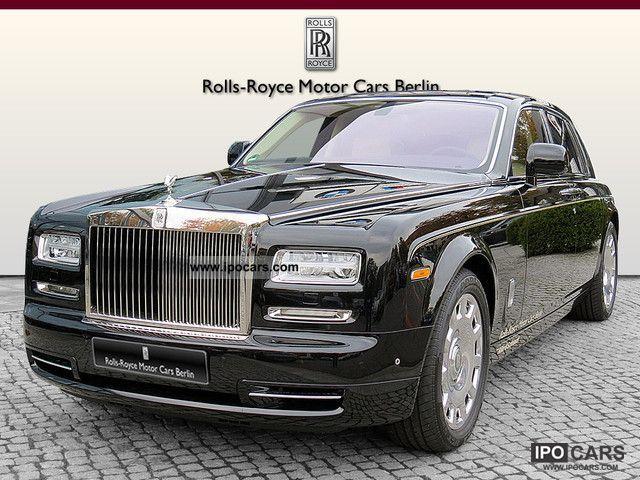 2012 Rolls Royce Phantom  Car Photo and Specs