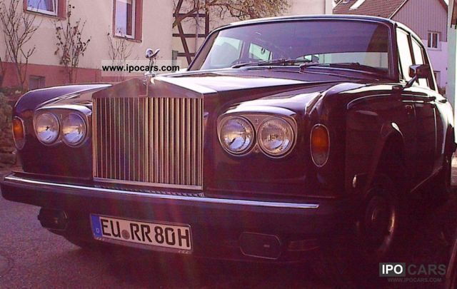 Rolls Royce  Silver Shadow 1978 Vintage, Classic and Old Cars photo