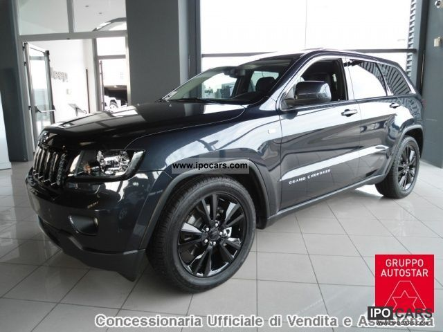 Grand Cherokee 3.0 Diesel 2012 Jeep Grand Cherokee 3.0