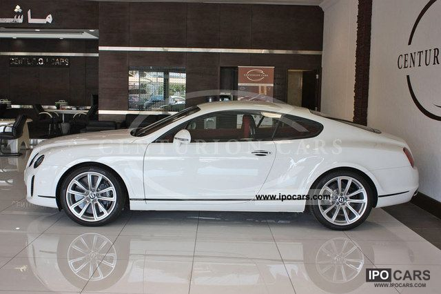 2012 Bentley Super Sport, 2011 Sports Car/Coupe New Vehicle Photo ...
