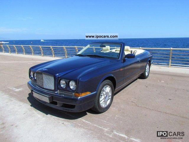 1998 Bentley  Azure 6.7 V8 Cabrio / roadster Used vehicle photo