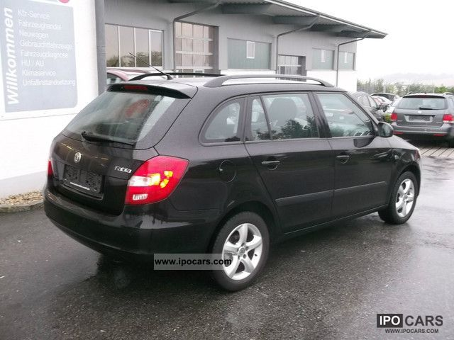 2008 skoda fabia combi 1 9 tdi pd elegance klimaaut sitzhz car photo and specs. Black Bedroom Furniture Sets. Home Design Ideas