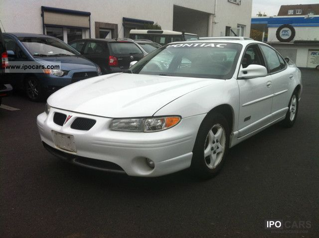 1997 pontiac grand prix super charge 3 8 rarity in white car photo and specs. Black Bedroom Furniture Sets. Home Design Ideas