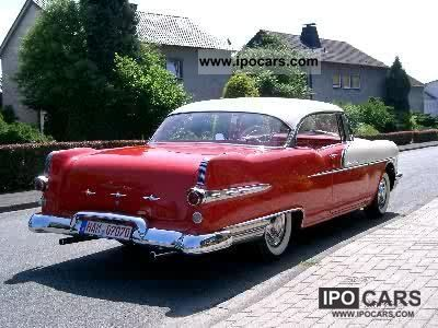 Pontiac  Star Chief Custom Catalina Hardtop Coupe 1956 Vintage, Classic and Old Cars photo