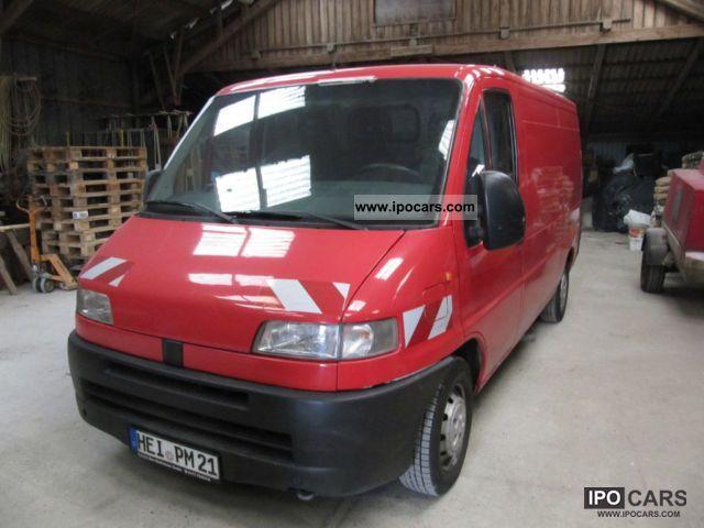 1999 Fiat  Ducato 10 230.139.1 C1A Van / Minibus Used vehicle photo