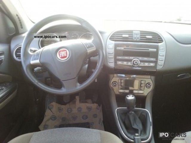 2012 Fiat Bravo 1 6 Mjt 120 Cv Dpf Emotion