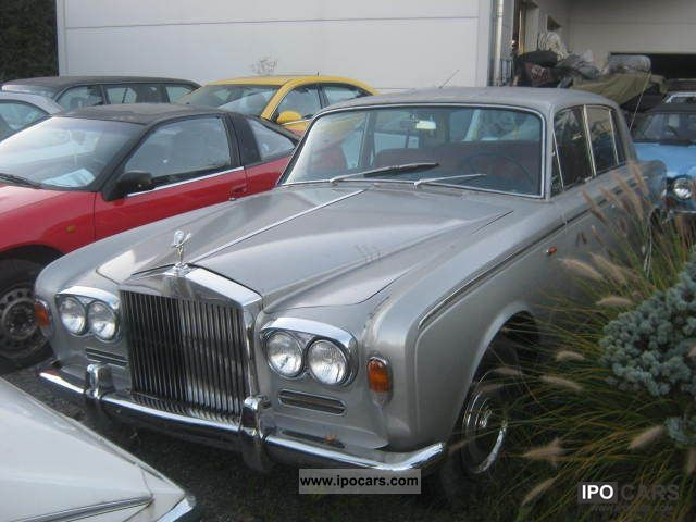Rolls Royce  Silver Shadow LHD! 1967 Vintage, Classic and Old Cars photo