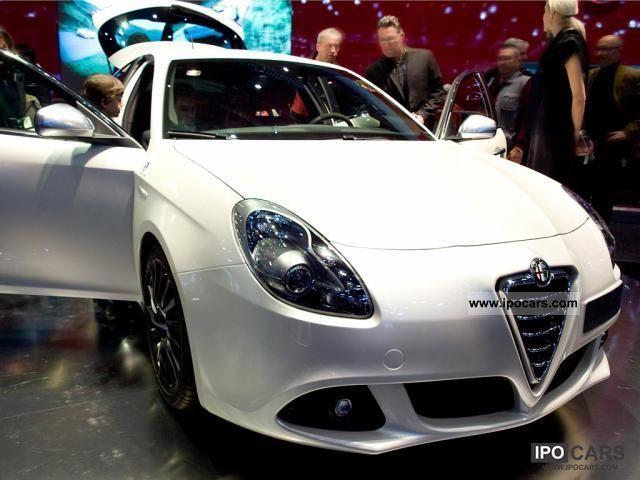 2012 Alfa Romeo  Giulietta to 26% discount from German tolerate ... Limousine New vehicle photo