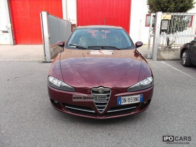 2008 Alfa Romeo  147 1.9 JTD (120) 5 porte Distinctive Limousine Used vehicle photo