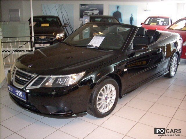 2012 saab 9 3 convertible vector auto leather pdc ahk car photo and specs. Black Bedroom Furniture Sets. Home Design Ideas
