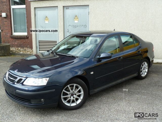 2004 Saab 9 3 1 8 T Arc Leather Xenon Hand Schiebeda Limousine