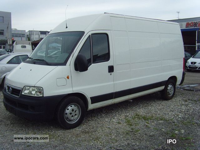 2006 fiat ducato maxi 2 3 jtd car photo and specs. Black Bedroom Furniture Sets. Home Design Ideas