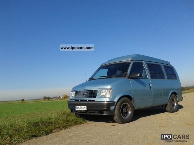 1991 Chevrolet  Astro Van / Minibus Used vehicle photo