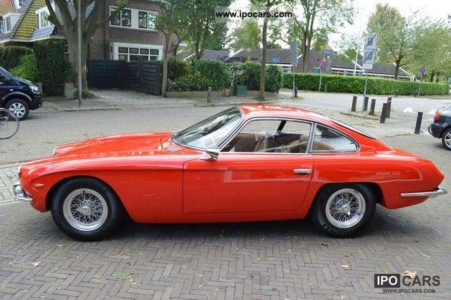 1966 Lamborghini 400 GT - Information and photos - MOMENTcar