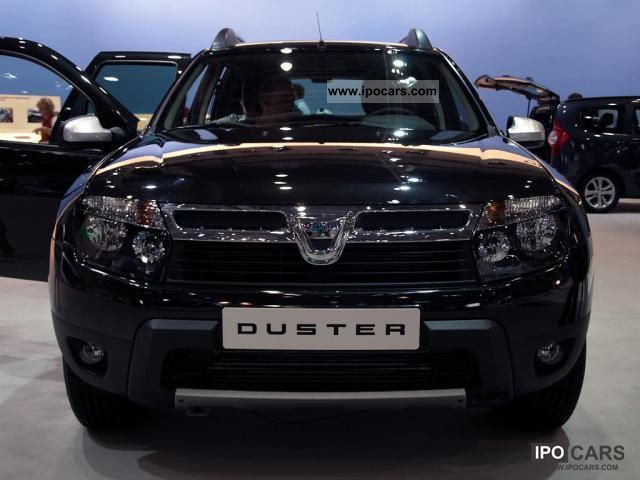 Dacia  Duster Laureate, air, NSW, roof rails, Blue ... 2012 Liquefied Petroleum Gas Cars (LPG, GPL, propane) photo