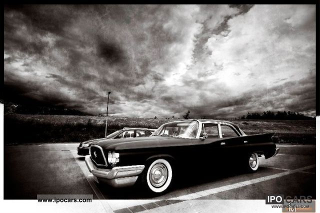 Chrysler  Windsor 1960 Vintage, Classic and Old Cars photo