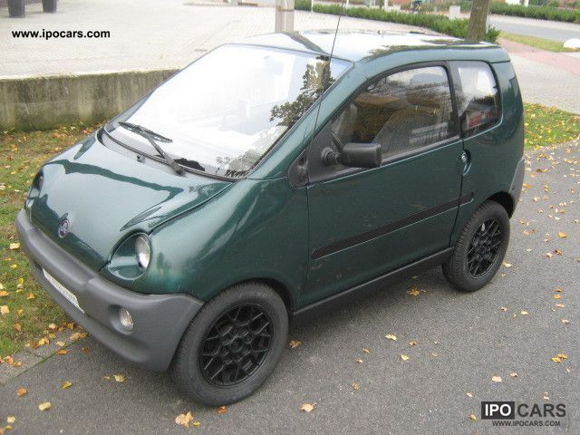 2005 Aixam  400 moped car 45km / h microcar Other Used vehicle photo