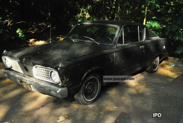 Plymouth  Barracuda Slant Six - to build o cannibalizing 1961 Vintage, Classic and Old Cars photo