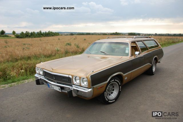 Plymouth  Fury Sport Suburban 1973 Vintage, Classic and Old Cars photo