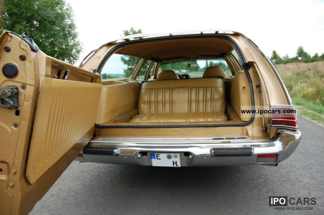 1973 Plymouth Fury Sport Suburban Car Photo And Specs