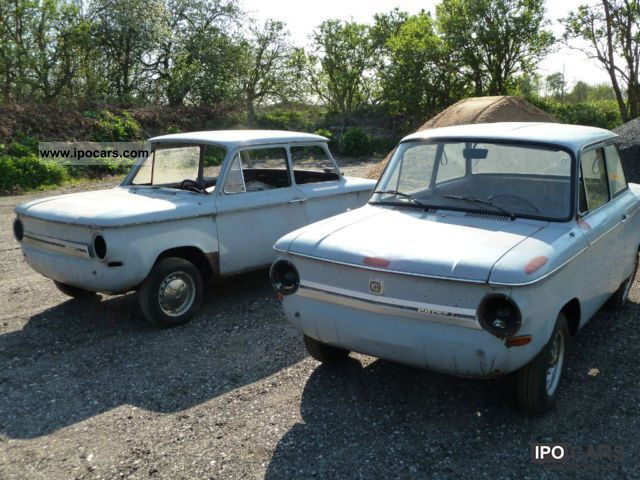 1964 NSU  Other Limousine Classic Vehicle photo
