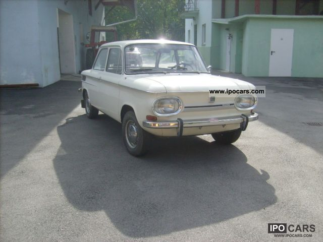 NSU  1000 typ.67 1972 Vintage, Classic and Old Cars photo