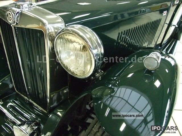 MG  TA TOP CONDITION well kept 1936 Vintage, Classic and Old Cars photo