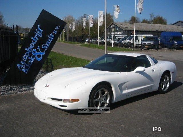 2004 Corvette  C5 5.7 V8 Targa Automaat, empty, Lmv, Ecc Sports car/Coupe Used vehicle photo