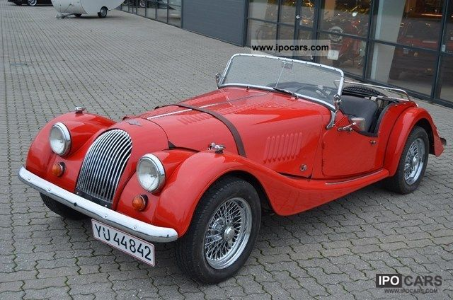 Morgan  4/4 1.6 2 seater 1970 Vintage, Classic and Old Cars photo