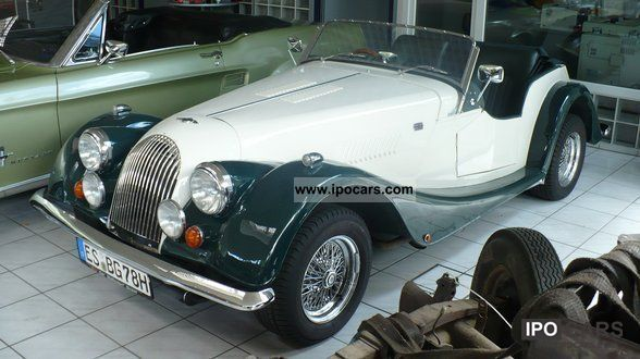 Morgan  Roadster 1978 Vintage, Classic and Old Cars photo