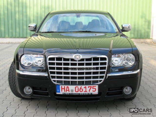 2010 Chrysler 300c 2 7 Automatic Leather Xenon 65