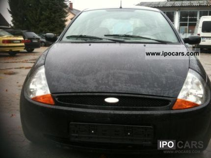 2000 Ford  Ka, WITH 96000 km, AIR, elec. Fens ... Small Car Used vehicle photo