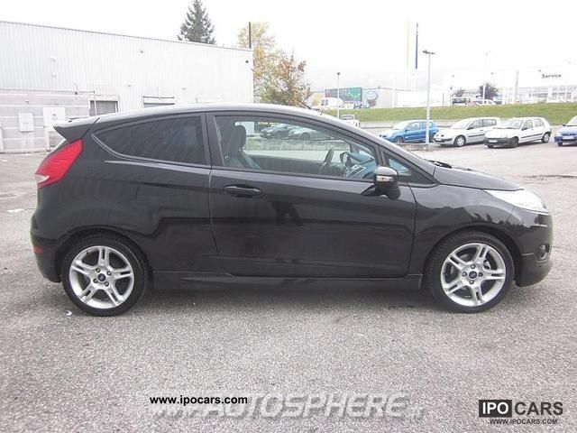 2010 ford fiesta 1 6 tdci sport 3p car photo and specs. Black Bedroom Furniture Sets. Home Design Ideas