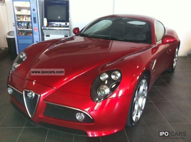 2007 Alfa Romeo  8C Competizione, brand new, 3,500 km Sports car/Coupe Used vehicle photo