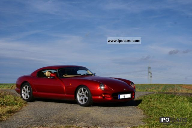 1997 TVR  Cerbera 4.2 Sports car/Coupe Used vehicle photo