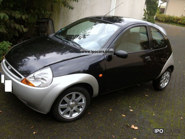 2000 ford ka excellent condition no rust car photo and specs. Black Bedroom Furniture Sets. Home Design Ideas