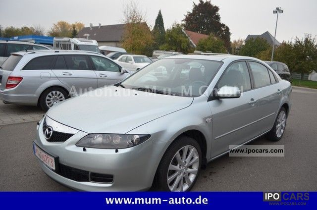 2005 Mazda 6 Sport 2.3 Top Limousine Used Vehicle Photo