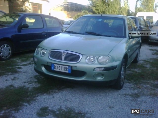 2000 Rover  25 5p 1.4 Other Used vehicle photo