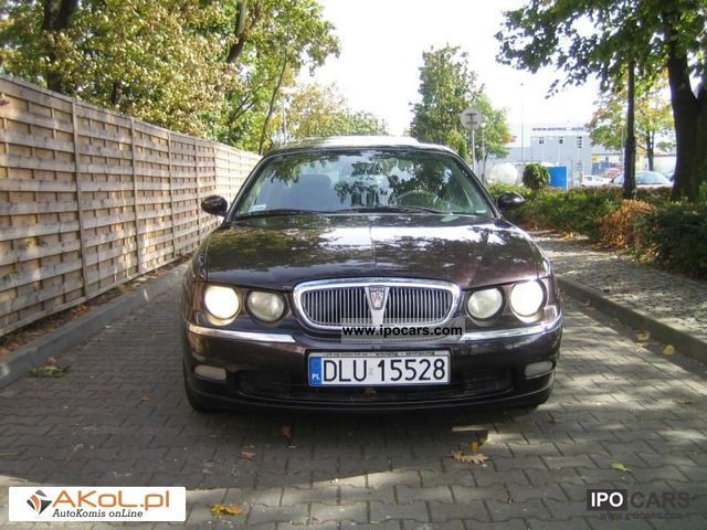 Rover  75 2009 Liquefied Petroleum Gas Cars (LPG, GPL, propane) photo