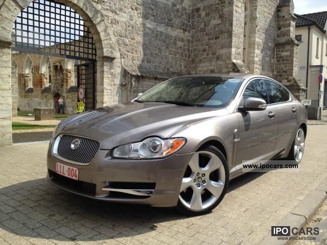2008 jaguar xf sv8 v8 aut car photo and specs. Black Bedroom Furniture Sets. Home Design Ideas